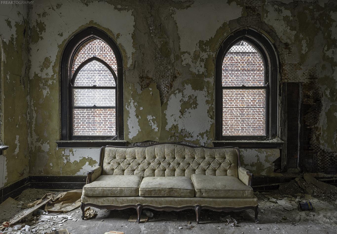 Abandoned Homes Buffalo Ny