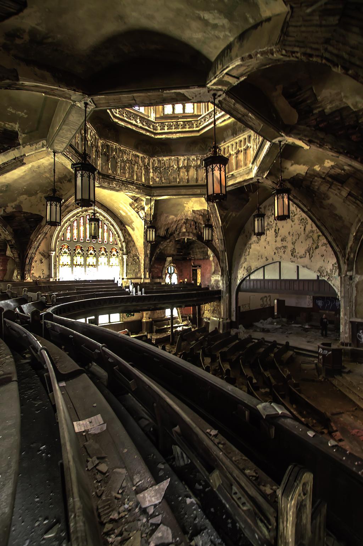 Abandoned Detroit | Freaktography | Urban Exploring