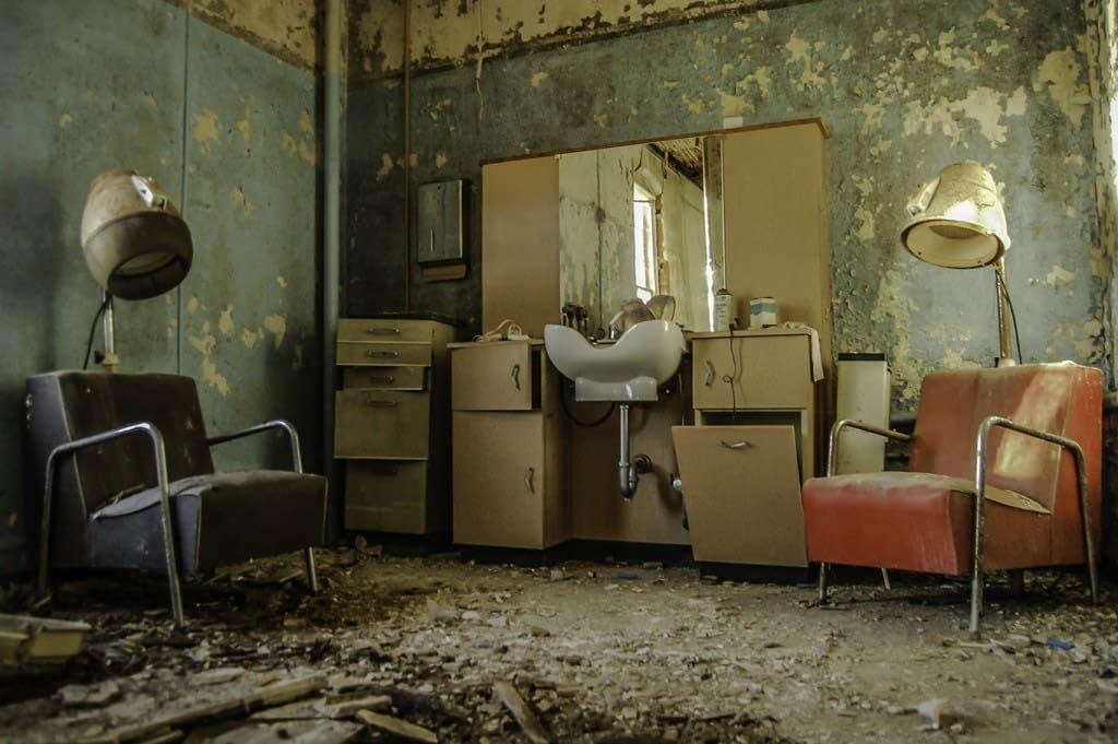 Abandoned insane asylum freaktography urban exploring for Aaina beauty salon somerset nj