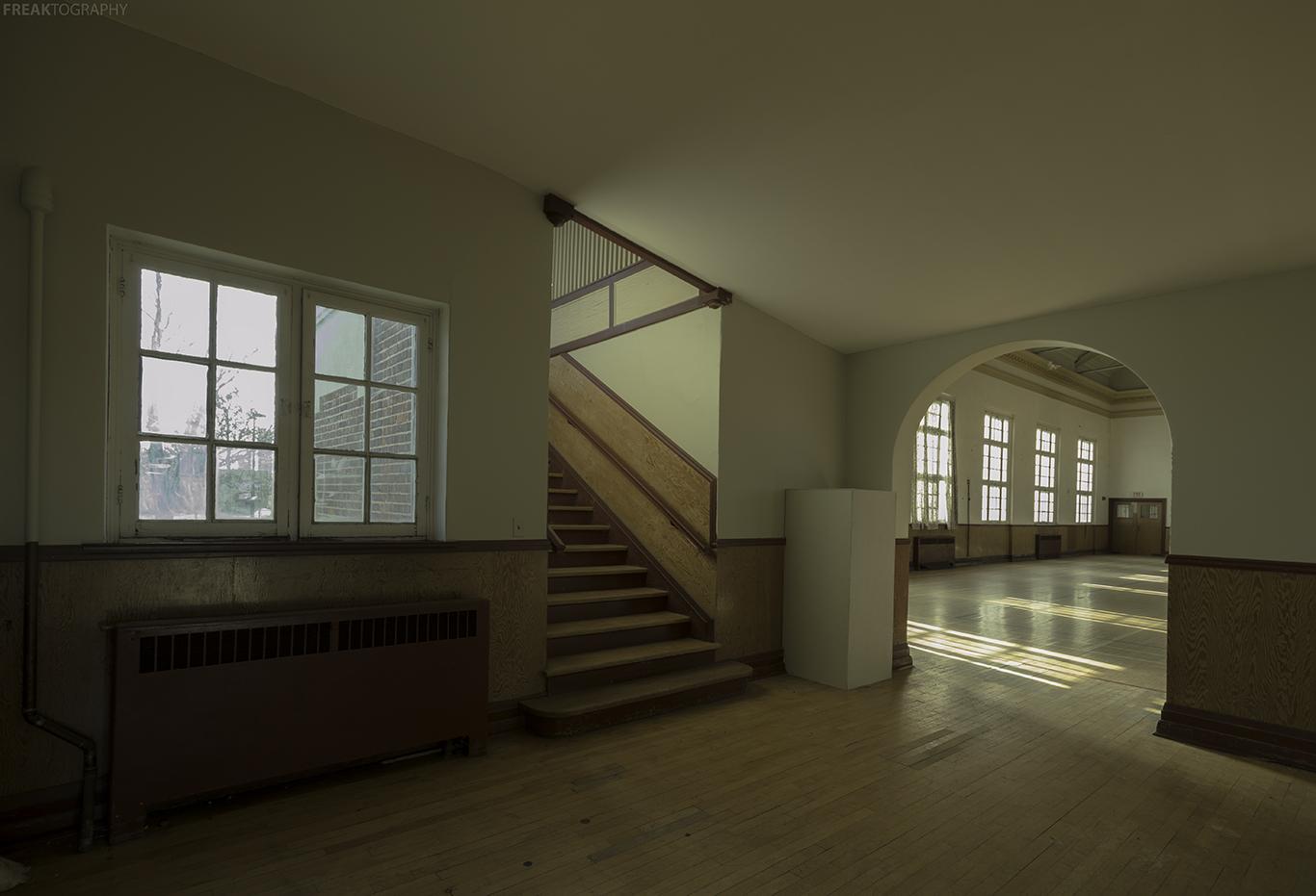 Log Cabin Floor Plans With Basement Ontario Psychiatric Hospital Abandoned Freaktography