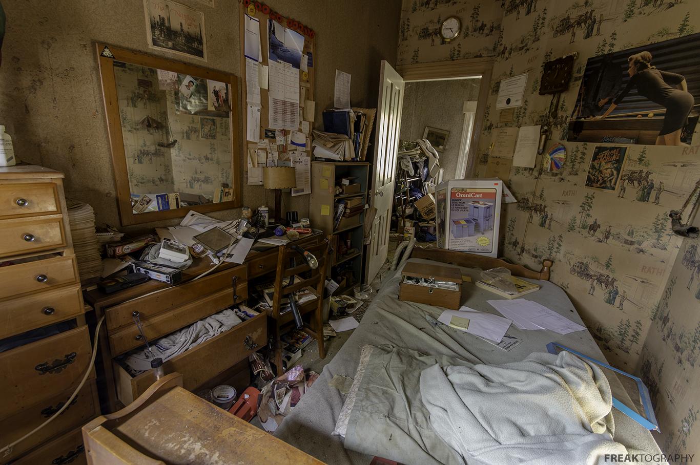 Amazing Kids Bedrooms Abandoned Houses Abandoned Photography Creepy Photography