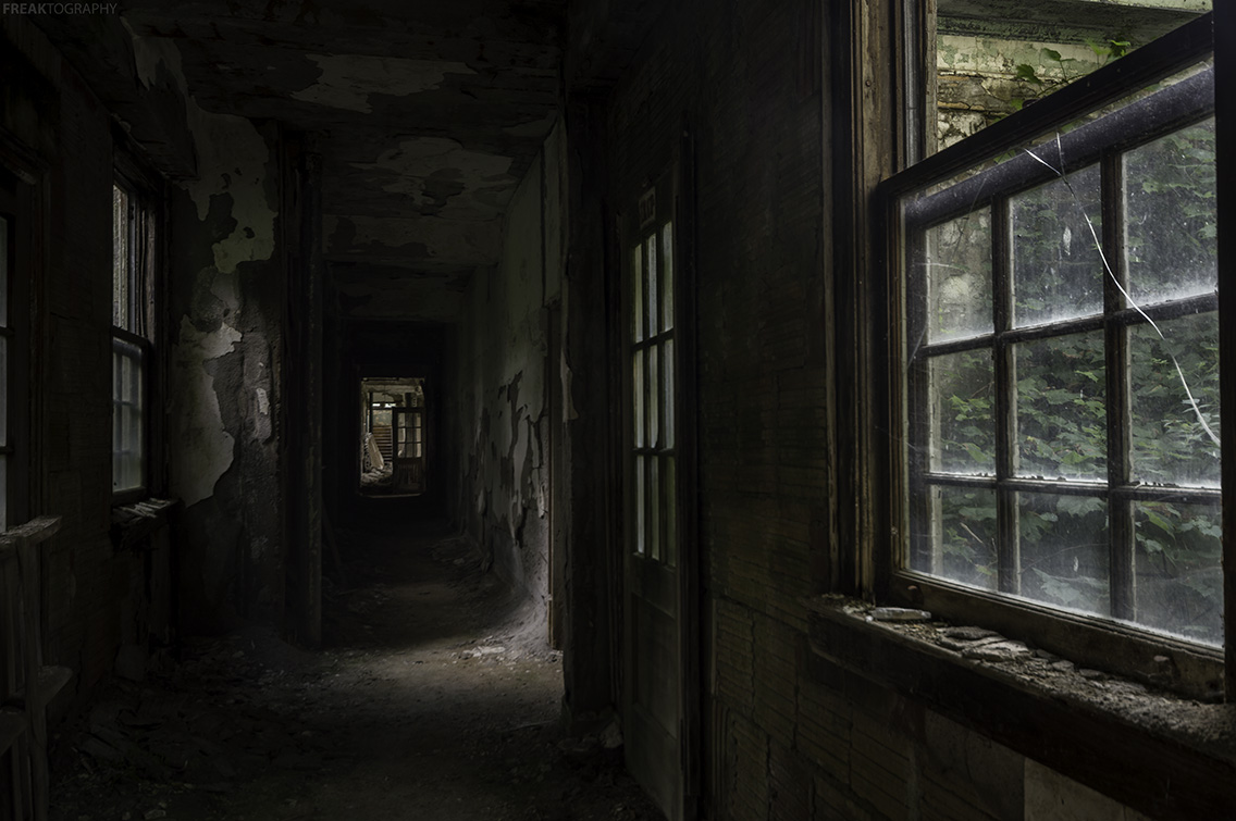 Abandoned County Home | Photography | Poorhouse