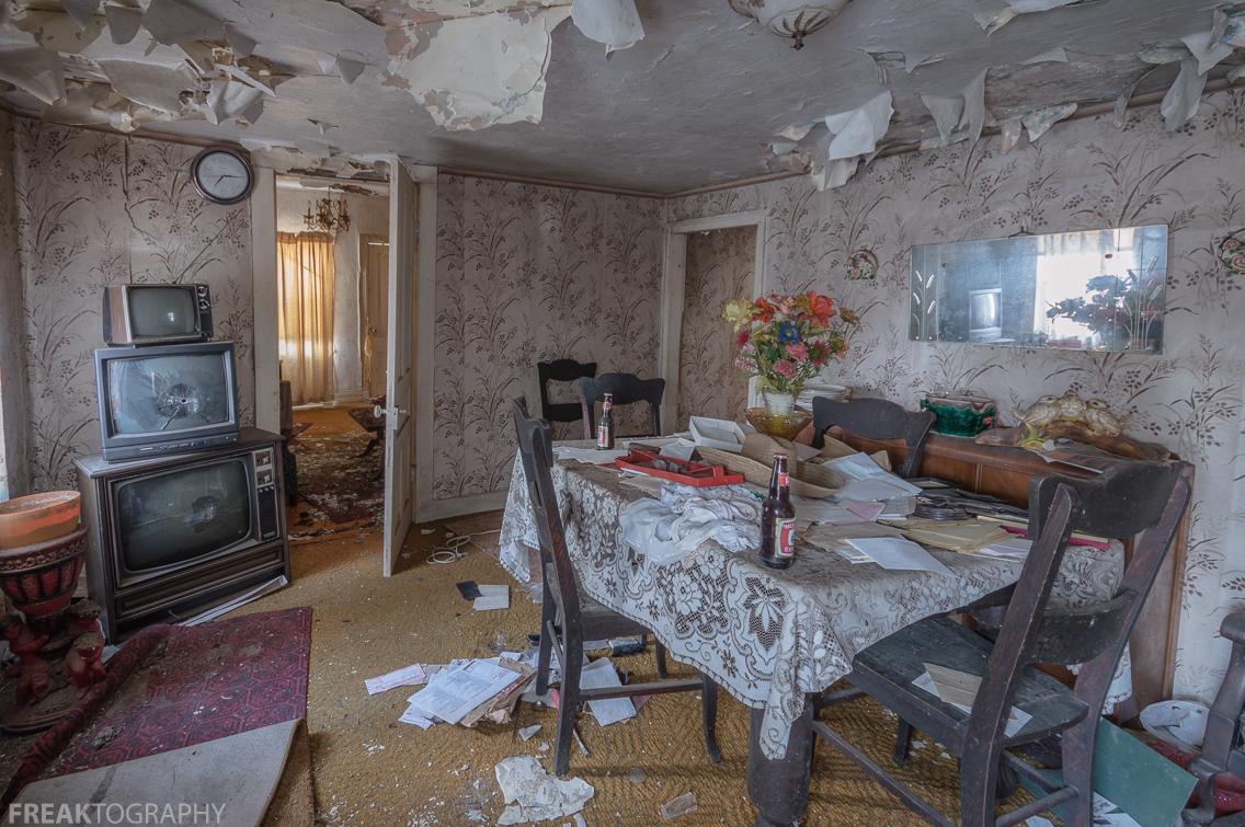 Creepy Dining Room