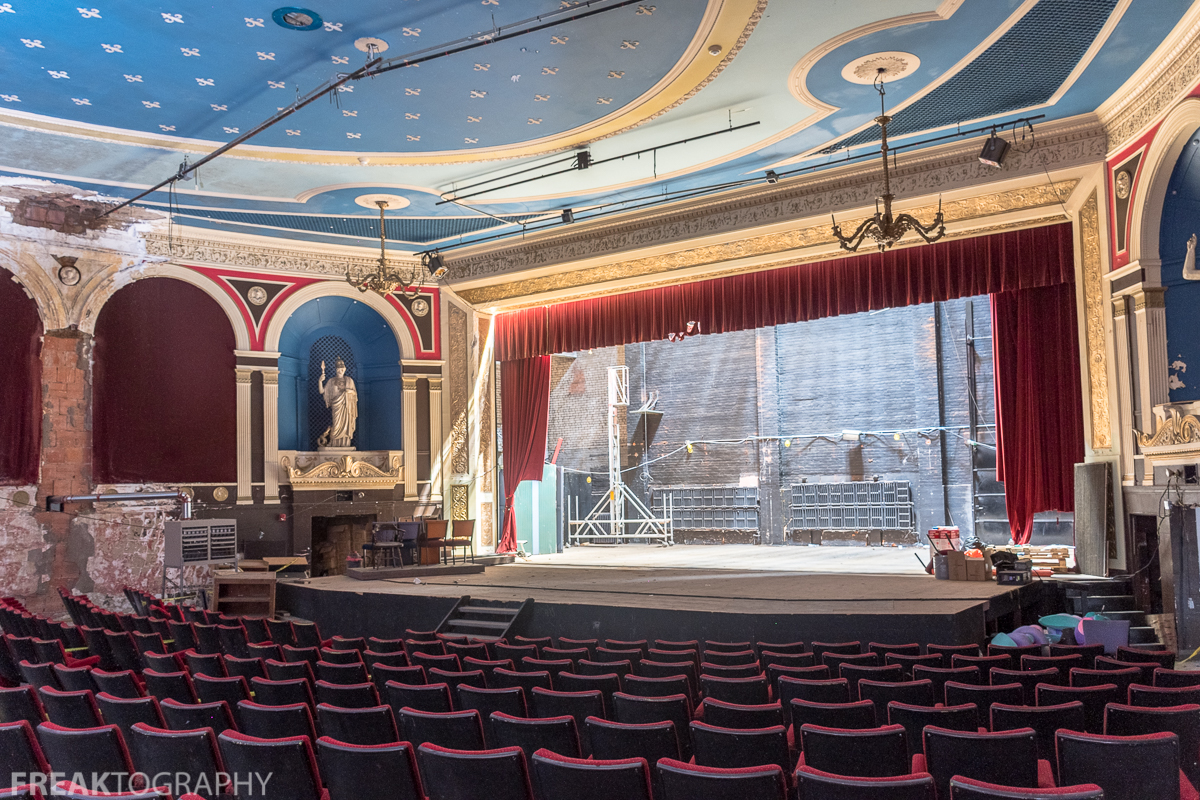 Theatre Space: A Rediscovery Reported